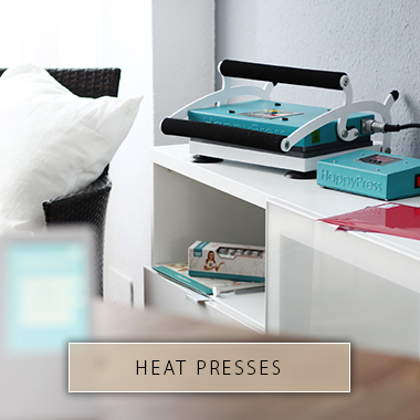 HappyFabric Heat Presses